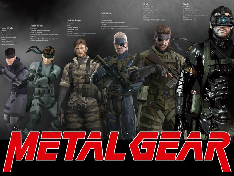 Metal Gear Solid Blank Template Imgflip
