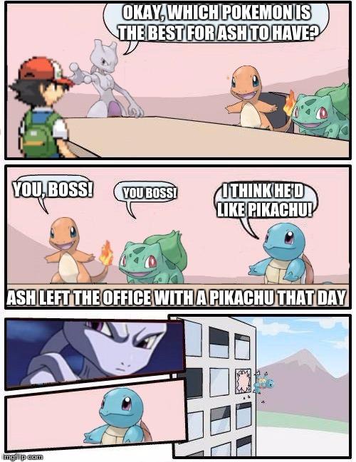 Pokémon Office Suggestion Imgflip