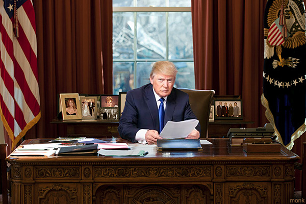 Lovely High Quality Trump Oval Office Blank Meme Template