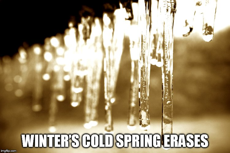 DMB Satellite | WINTER'S COLD SPRING ERASES | image tagged in dmb,dave matthews band,satellite,winters cold spring erases | made w/ Imgflip meme maker
