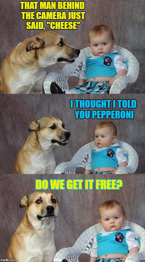 Dad Joke Dog Meme - Imgflip