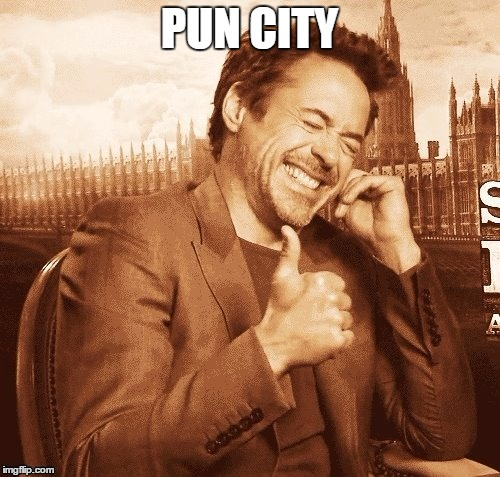 PUN CITY | made w/ Imgflip meme maker