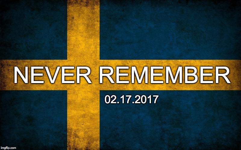 Resultado de imagem para never remember sweden