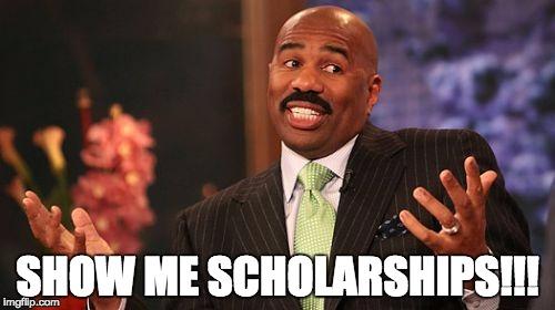 Image result for scholarships memes