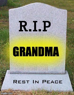 rip headstone imgflip