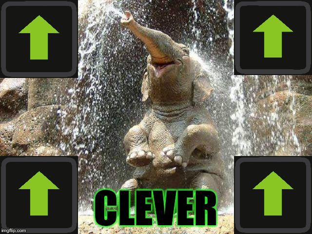 CLEVER | made w/ Imgflip meme maker