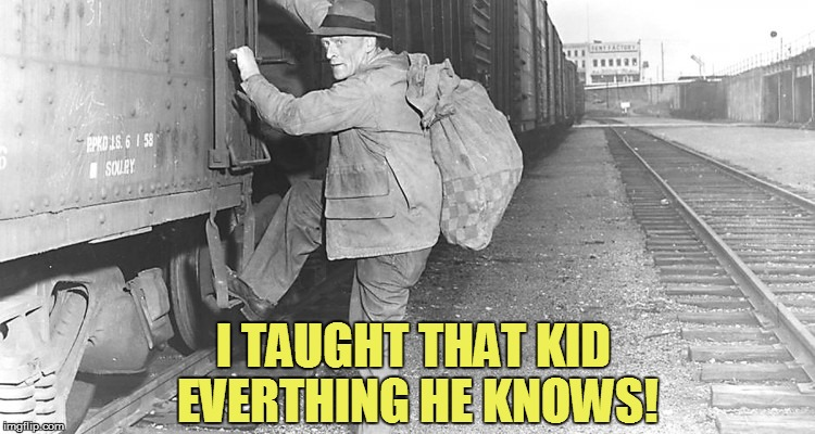 I TAUGHT THAT KID EVERTHING HE KNOWS! | made w/ Imgflip meme maker
