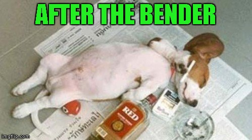 AFTER THE BENDER | made w/ Imgflip meme maker