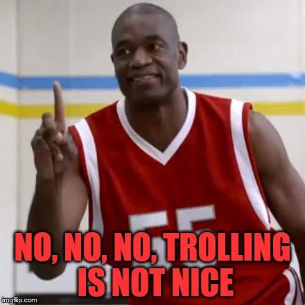 Dikembe Mutombo No No No Meme Generator Imgflip