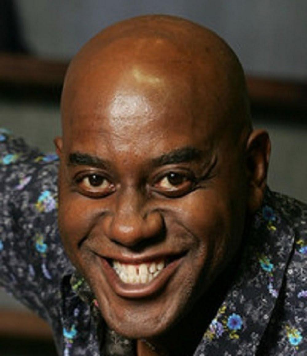 smiling black guy Blank Template - Imgflip