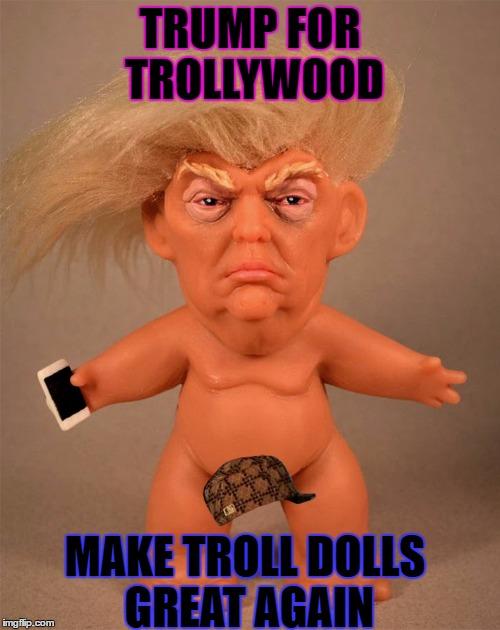 Funny troll dolls good words