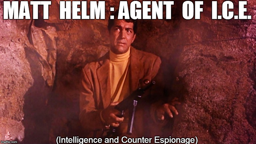 (Intelligence and Counter Espionage) | made w/ Imgflip meme maker