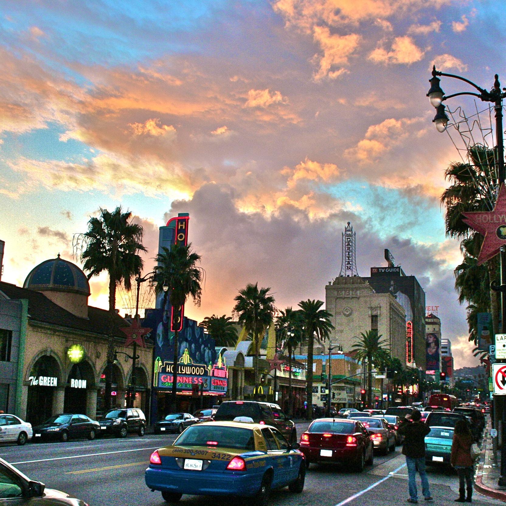 Strip city western avenue la