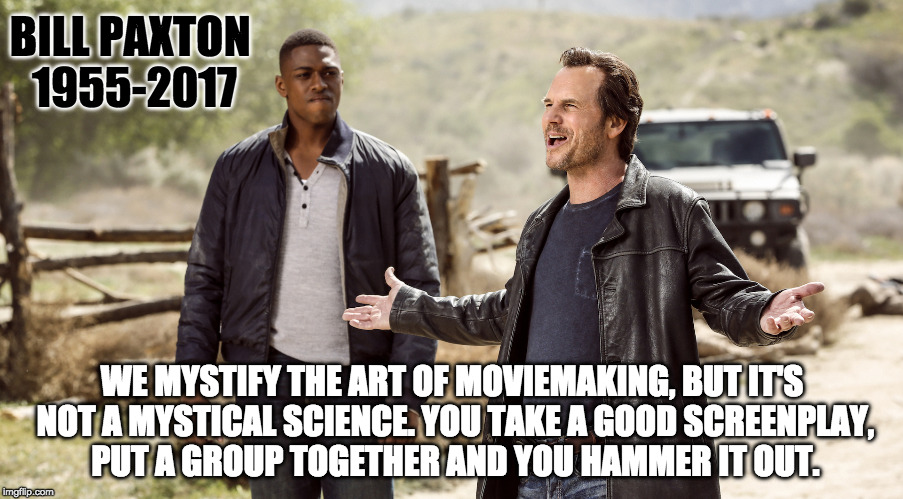 "Thanks for ""hammering out"" some of the good ones 
