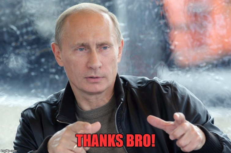 THANKS BRO! | made w/ Imgflip meme maker