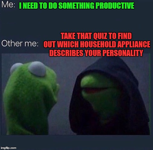 "If you are wondering I got ""Kitchen Stove"" apparently I am hot and always cooking up a devious plan!  