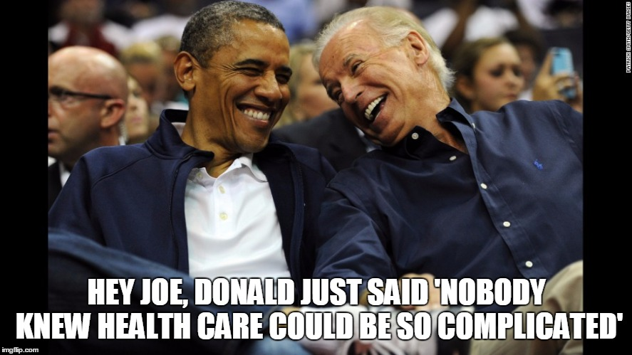 Image result for who knew health care could be so complicated.