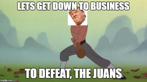1kjkkj mulan imgflip,Get Down Business Meme