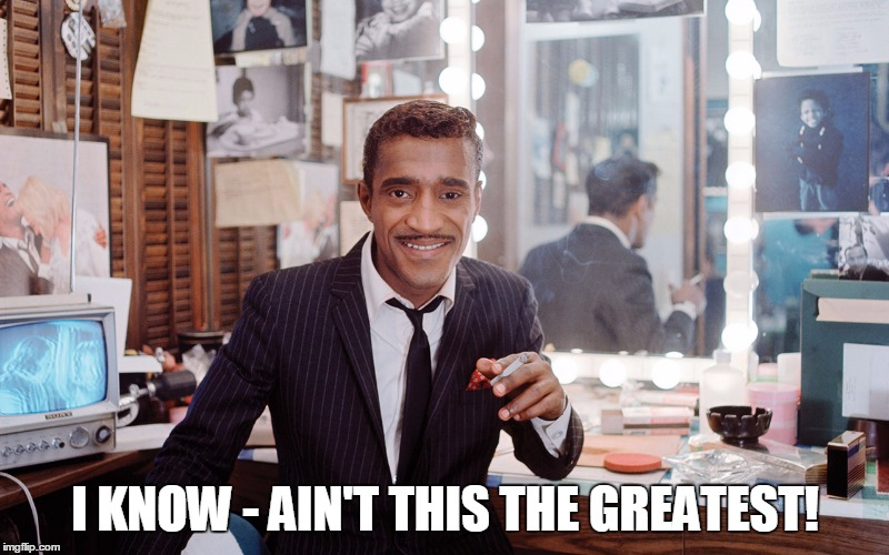 I KNOW - AIN'T THIS THE GREATEST! | made w/ Imgflip meme maker