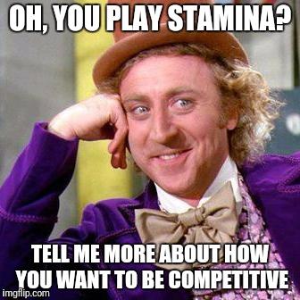 Willy Wonka Blank - Imgflip Willy Wonka Meme Maker