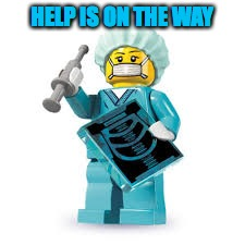 HELP IS ON THE WAY | made w/ Imgflip meme maker