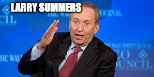LARRY SUMMERS | made w/ Imgflip meme maker
