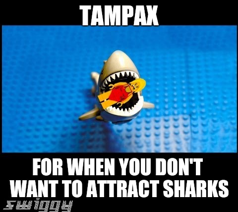 "When Lego Week coincides with ""that week"" it gives new meaning to the phrase, ""A JuicyDeath1025 event"" 