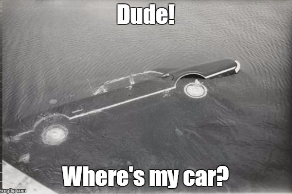 Dude! Where's my car? | made w/ Imgflip meme maker