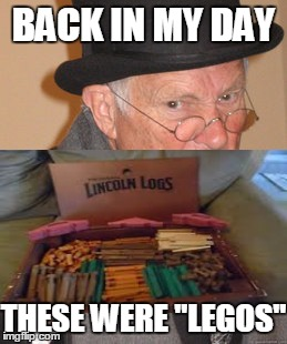 "Lego Week! March 2nd to 9th ( A JuicyDeath1025 Event) | BACK IN MY DAY THESE WERE ""LEGOS"" 