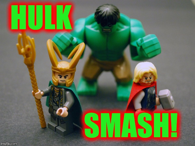 HULK SMASH! | made w/ Imgflip meme maker