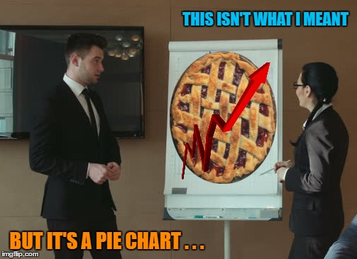 aaaaaaaand he's FIRED! | THIS ISN'T WHAT I MEANT BUT IT'S A PIE CHART . . . | image tagged in memes,pie charts | made w/ Imgflip meme maker