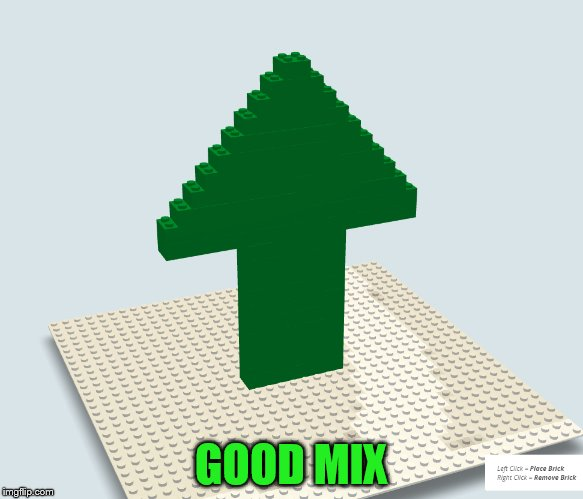 GOOD MIX | made w/ Imgflip meme maker
