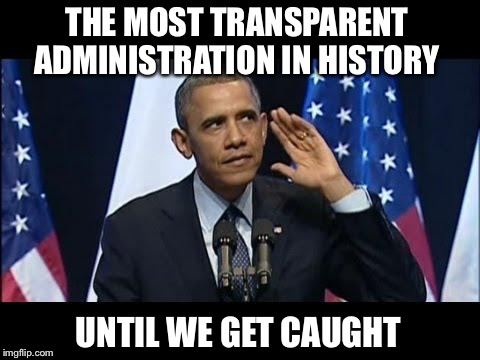 "Just like Hillary's dirty deeds; he will be surrounded by a wall of ""Plausible Deniability"" 