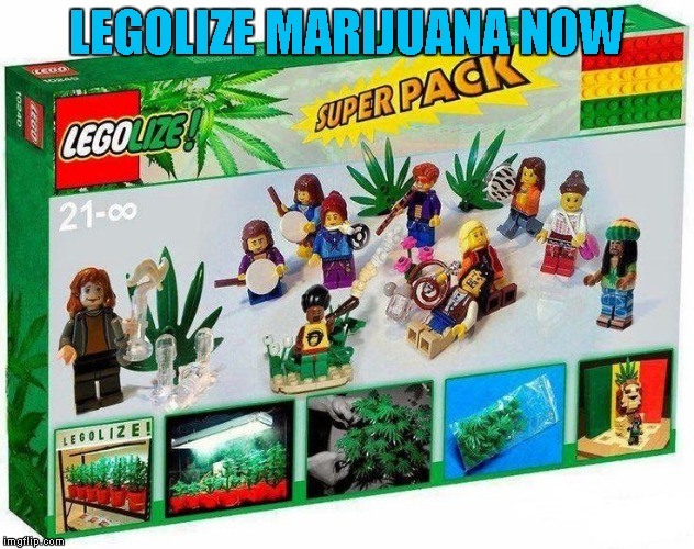 Now that's my kind of Lego set!!! 420 Week meets Lego Week!!! |  LEGOLIZE MARIJUANA NOW | image tagged in legolize marijuana,memes,420 week,lego week,funny,lego marijuana | made w/ Imgflip meme maker