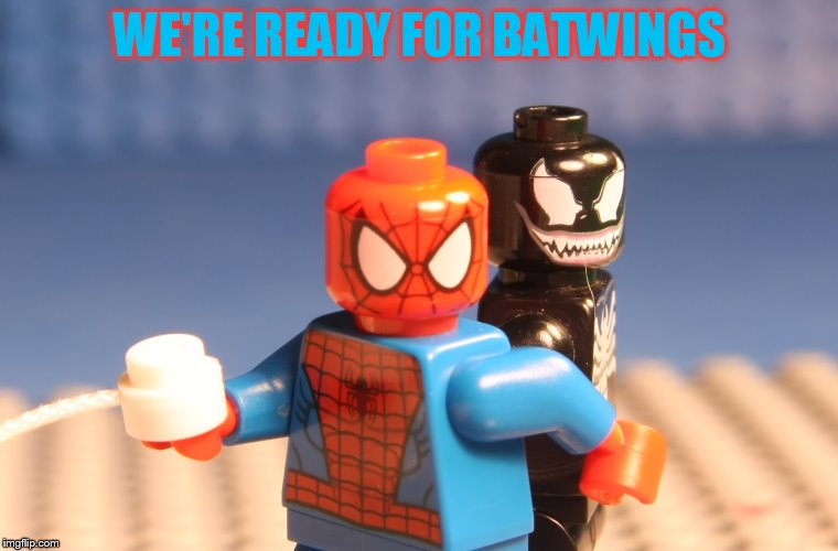 WE'RE READY FOR BATWINGS | made w/ Imgflip meme maker