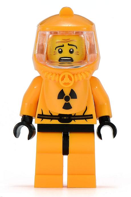 Lego Man Blank Template