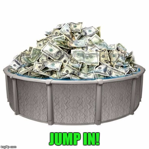 JUMP IN! | made w/ Imgflip meme maker