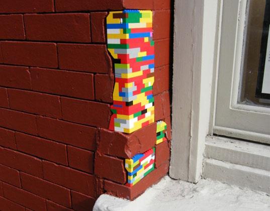 Lego brick wall Meme Generator - Imgflip