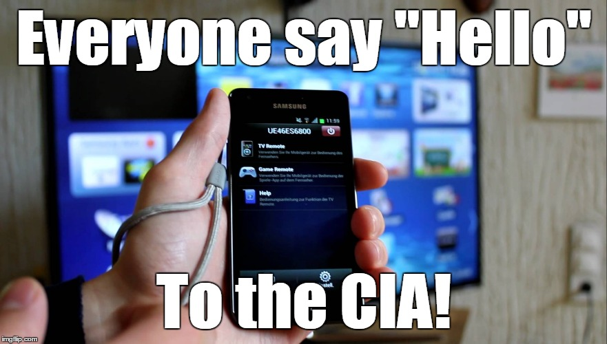 Funny Meme To Say Hello : Say hello to the cia imgflip