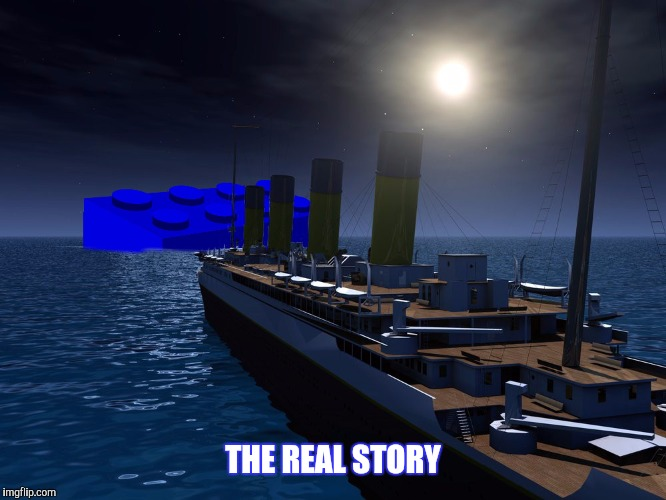 THE REAL STORY | made w/ Imgflip meme maker