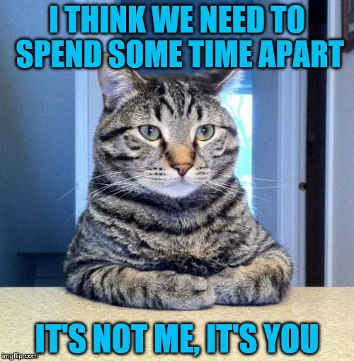 "The ""talk"". 