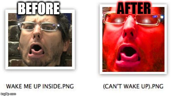 wake me up inside Memes & GIFs - Imgflip