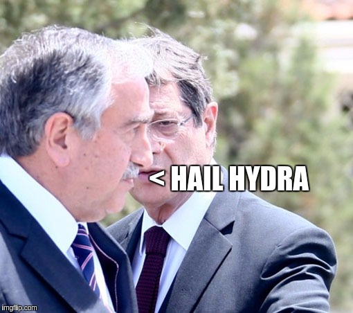 Politicians Hailing Hydra  | < HAIL HYDRA | image tagged in hail hydra | made w/ Imgflip meme maker