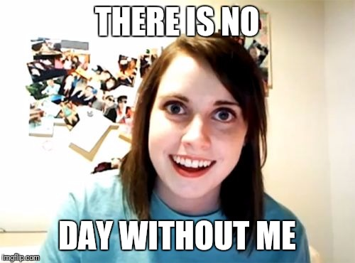 "The ""Day Without a Woman"" event didn't appeal to her 