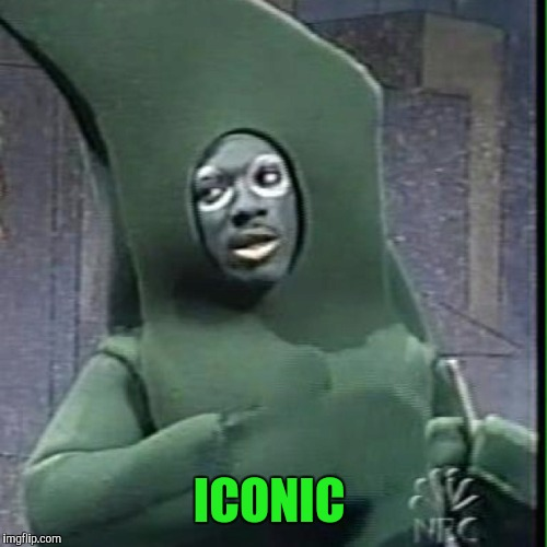 ICONIC | made w/ Imgflip meme maker