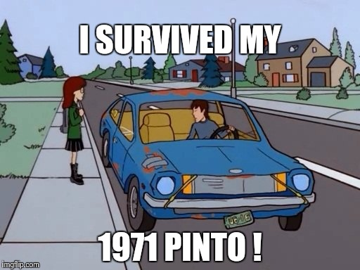 The Boeing Pinto?