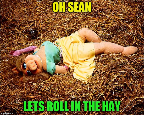 OH SEAN LETS ROLL IN THE HAY | made w/ Imgflip meme maker