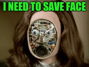 I NEED TO SAVE FACE | made w/ Imgflip meme maker