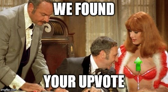 WE FOUND YOUR UPVOTE | made w/ Imgflip meme maker