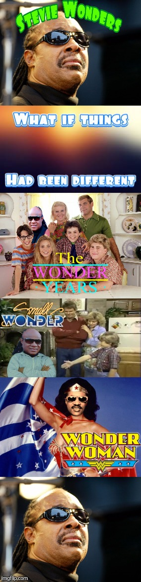 HINDSIGHTIS20/200 | . | image tagged in stevie wonder,tv shows,1980s,funny | made w/ Imgflip meme maker